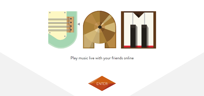 Homepage site Jam