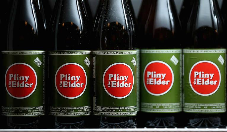 cerveja pliny the elder