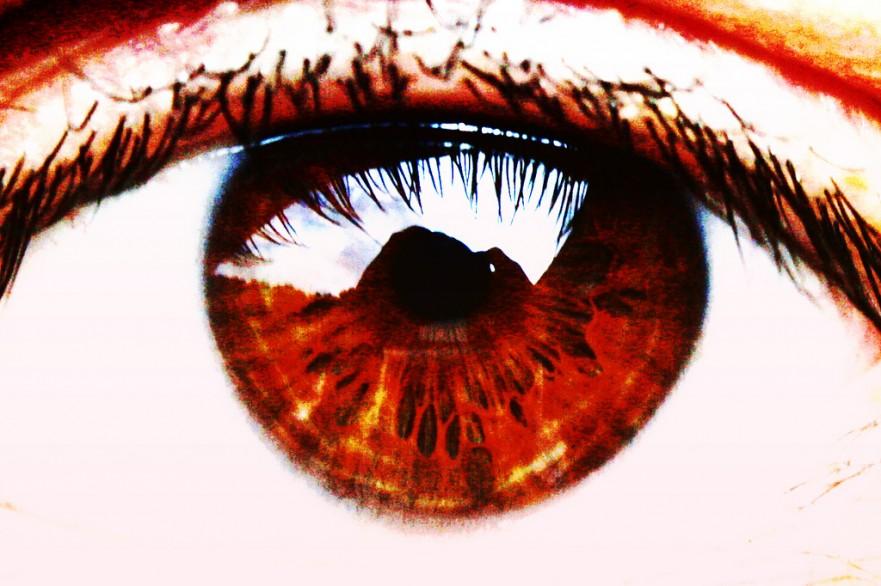 vista de olho