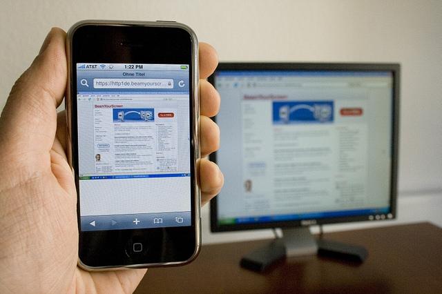 diferença entre tráfego móvel e tráfego desktop