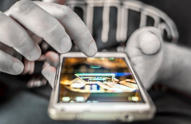 smartphones e conectividade