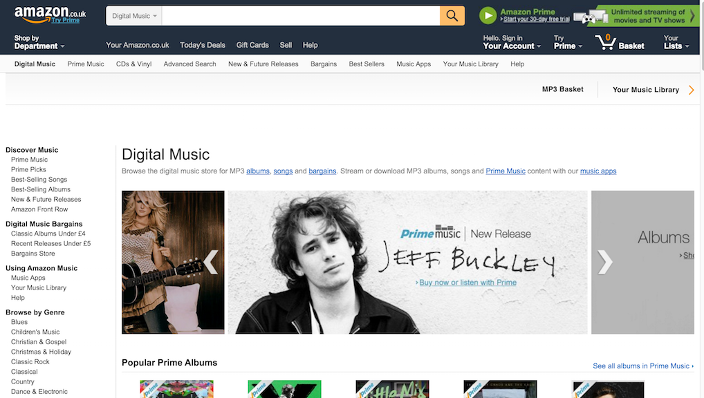amazon musica digital