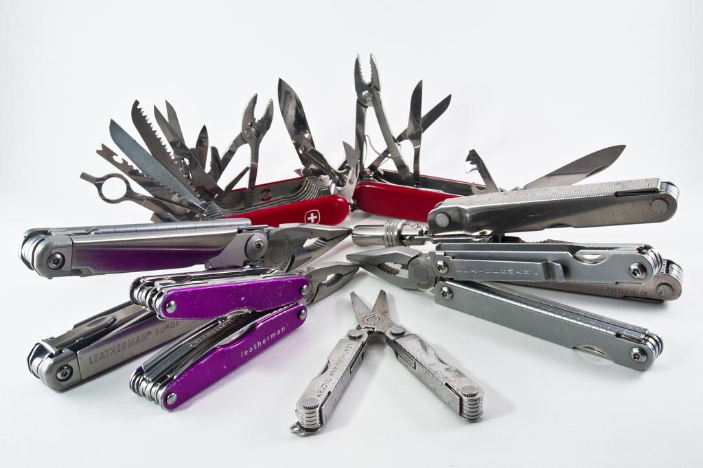 sete ferramentas