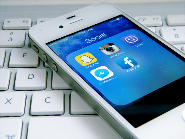 redes sociais fonte de tráfego