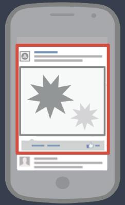 facebook anúncio móvel
